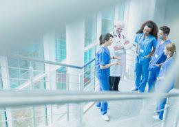 Resident doctor job opportunity