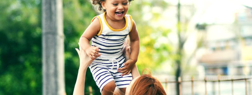 parental leave and child benefits in Scandinavia Denmark